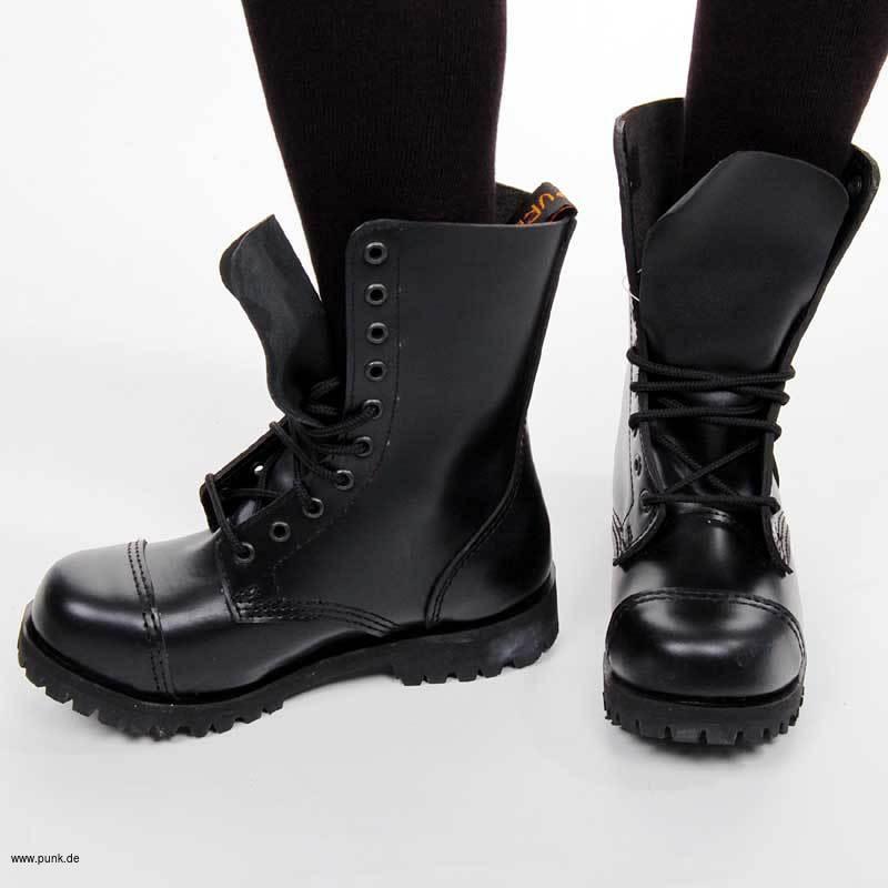 Phantom boots: Phantom boots 10Loch, schwarz